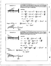 594_Mechanics Homework Mechanics of Materials Solution