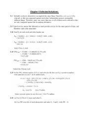 Ch5 Solutions for Selected Questions