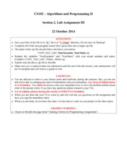 CS102_Fall2014_LabAssignment3_Section2