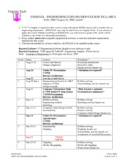 ENGE1024_Fall_2006_syllabus_August_24_2006_student_version