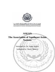 The Association of Southeast Asian Nations.docx