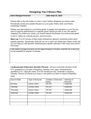 Fitness Plan Assignment- TCCSpring2018.docx