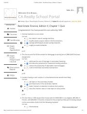 CA Realty School - Real Estate Finance, Edition 9, Chapter 1.pdf