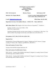 Syllabus for FINC2213-02 Fall 2017.docx