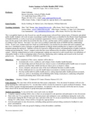 Syllabus PHP_1910_Fall_2013-1