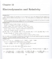 Introduction to Electrodynamics - ch12