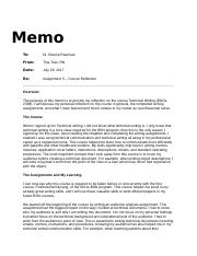 Ctu memo assignment 5 homework help ctu memo assignment 5 ctu memo assignment 5 spiritdancerdesigns Choice Image