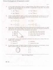 (www.entrance-exam.net)-COMEDK UGET Physics Sample Paper 1