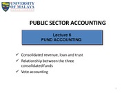 3229_Lecture 6 - Fund Accounting