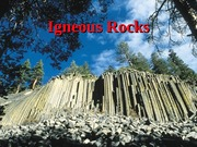 Igneousrocks