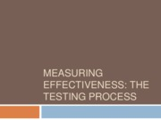Lecture 20 - 19 - Measuring the Effectiveness