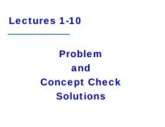 LectureSolutions1to10