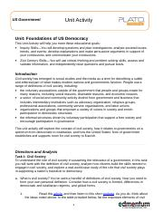 A1_Foundations of US Democracy_UA.doc