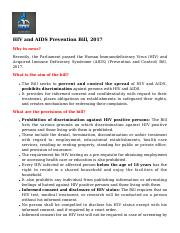 hiv-and-aids-prevention-bill-2017