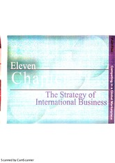 chapter 11 international business