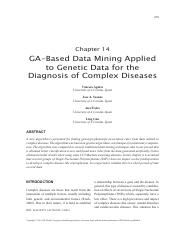 ga-based-data-mining-applied-to-genetic-data-for-the-diagnosis-of-complex-diseases