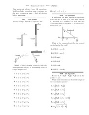 Homework Ch 10-problems