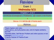 Review_Exam1Fall2011_BB