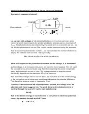 Vacuum photocell notes.docx