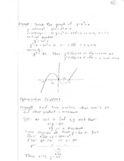Lecture 22 on Optimization Problems