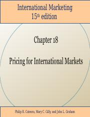 Student_International_Marketing_15th_Edition_Chapter_18.ppt
