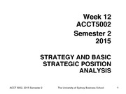 Week 12 v61 Strategy 15th ed GRO 1 slide