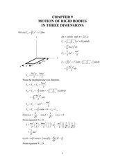 Analytical Mech Homework Solutions 121