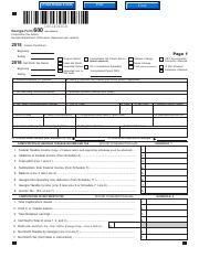 Georgia_Corporate_Income_Tax_Form_600 - Print Blank Form Georgia ...