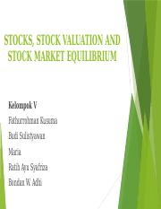 CHAPTER 7 - STOCKS, STOCK VALUATION AND STOCK MARKET EQUILIBRIUM1.pptx