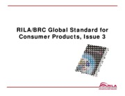 RILA Global Standards