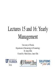 Lectures 15 - 16 - Yearly Management.pdf