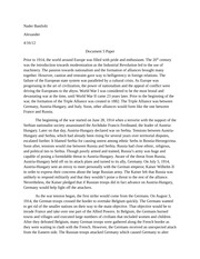 consequences of social stratification essay
