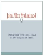 Criminal Psychology- John Allen Muhammad (3)-1