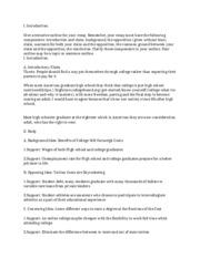 rogerian essay examples