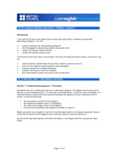 IELTS writing lesson plan 5