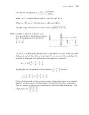 25_Ch 23 College Physics ProblemCH23 Mirrors and Lenses