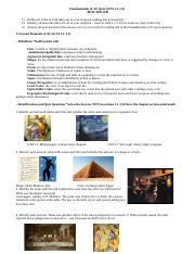 Fundamentals of Art Quiz AHIS 2020 WB GTA Revision.docx
