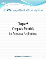 Chapter 5 - Composite Materials