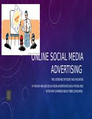 Online Social media Advertising.pptx