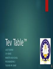 Tev Table powerpoint.pptx