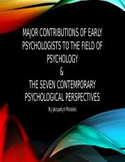 major contributions of early psychologists to the field.pptx