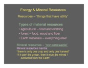 EarthResources