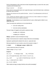 1-31-2011 Lecture Notes