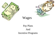 Wages and Pay Systems