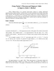 Euler and Simpson.pdf