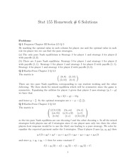 Nash Equilibrium   Game Theory   Video   Lesson Transcript   Study com studylib net