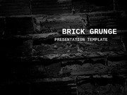 Copy of Brick Grunge