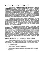 Business Transaction and Events.docx