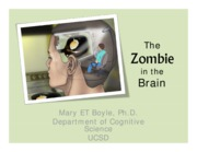 06-COGS11-The Zombie in the Brain