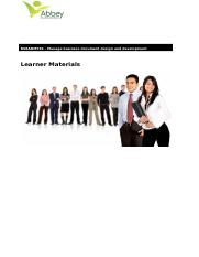 BSBADM506 - Manage business document-Learner guide.docx
